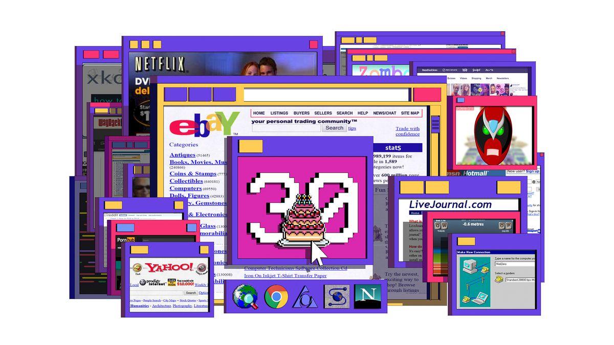 Sau 30 năm World Wide Web ra đời, thiết kế website đã thay đổi ra sao?
