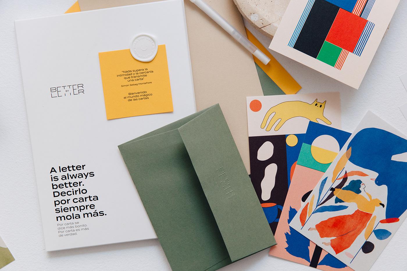 Bộ ấn phẩm Conecta Pack dành cho những ai yêu thư tay trong thời đại số