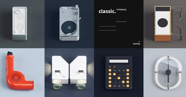 Nếu các thiết kế của Braun trở thành con chữ thì sẽ thế nào?