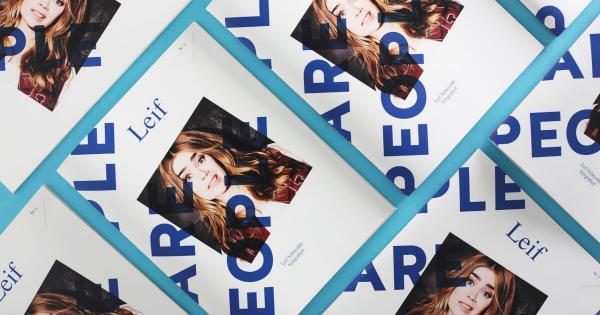 A Leif Style Magazine - Từ portfolio thành tạp chí ảnh ấn tượng