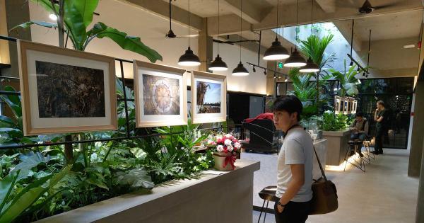 """Cùng chiêm ngưỡng triển lãm ảnh """"Ba Chấm"""" tại Sài Gòn"""
