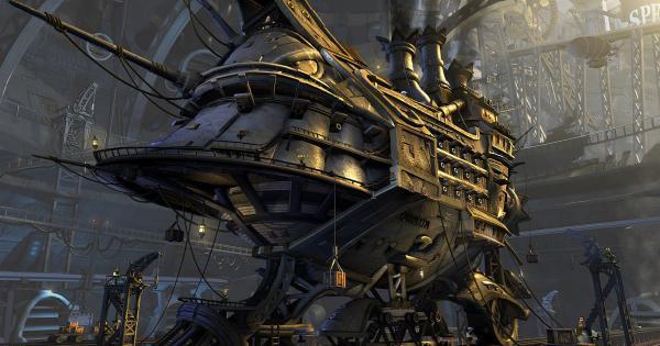 Steampunk - Kỷ nguyên vĩ đại nhất chưa hề tồn tại
