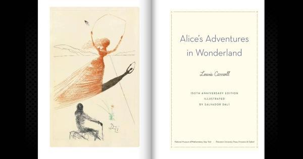 Phát hiện lại & tái thẩm định minh họa hiếm có của Salvador Dalí cho 'Cuộc phiêu lưu của Alice vào Xứ sở diệu kì'