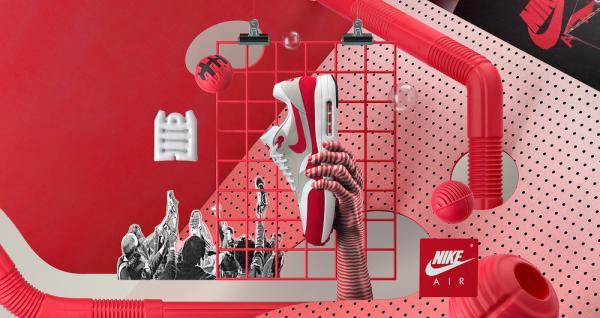 Chiến dịch Nike: Kiss My Airs nhân dịp kỷ niệm 30 năm xuất hiện trên thị trường