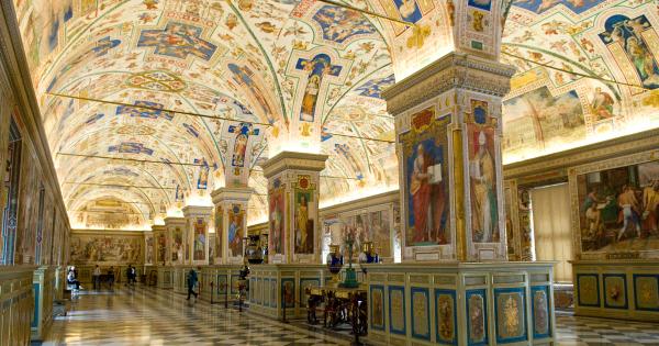 Thư viện Vatican - Nơi cất giấu bộ Kinh thánh lâu đời nhất của nhân loại