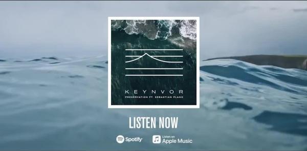 Dự án Keynvor nói hộ tiếng lòng của Đại Tây Dương