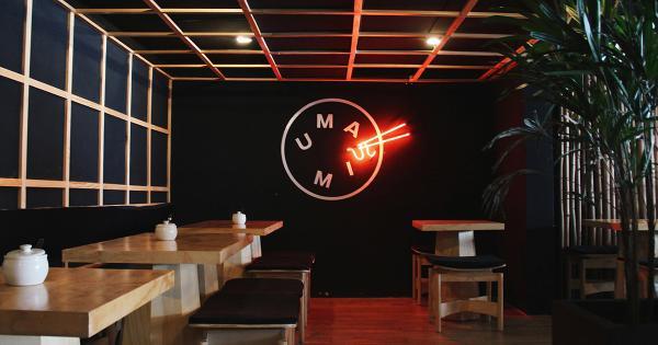 UMAMI - Nhà hàng ramen Nhật Bản hoà trộn giữa đương đại và truyền thống
