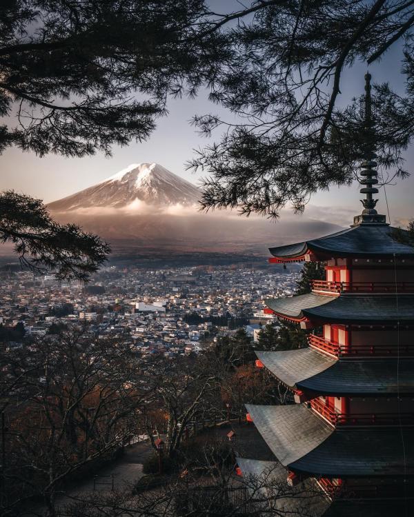 Chiêm ngưỡng những bức ảnh tuyệt vời của nhiếp ảnh gia người Nhật Bản - RK
