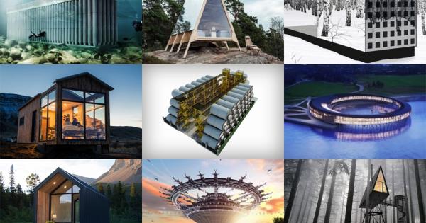 Cùng nhìn lại những thiết kế kiến trúc hàng đầu trong năm 2018