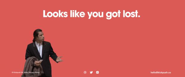 """[UX Design] Thiết kế trang """"404"""" theo cách của chuyên gia"""