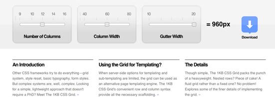 13 công cụ tuyệt vời hỗ trợ Web Designer sử dụng lưới