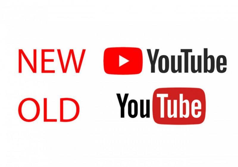 Youtube có một logo mới sau 12 năm