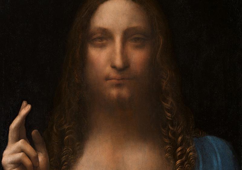 The Last da Vinci: Salvator Mundi - Thế giới đang ngắm nhìn