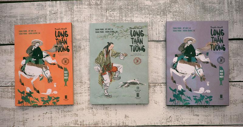 Long Thần Tướng - Đọc sử Việt qua những nét vẽ
