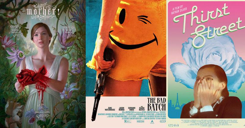20 poster phim xuất sắc nhất năm 2017