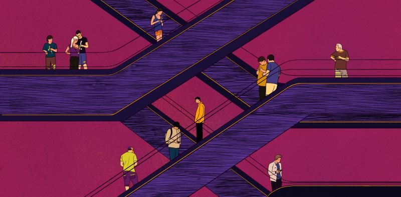 Khi thế giới designer không còn chỗ cho sự riêng tư và khoảng lặng tâm hồn