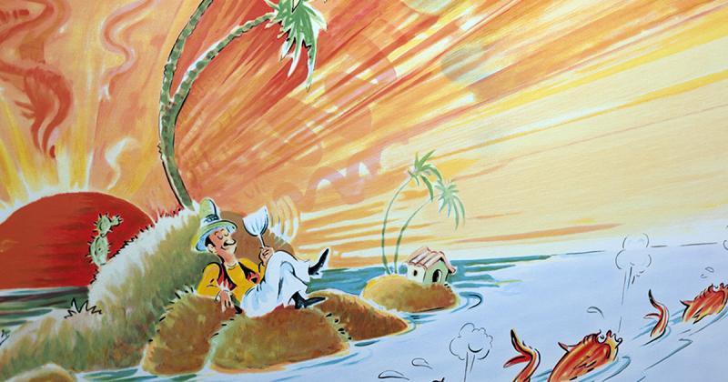 Dr. Seuss & những tác phẩm bí mật