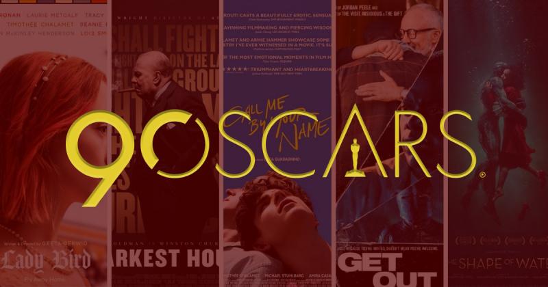 Trọn vẹn kết quả lễ trao giải Oscar lần thứ 90