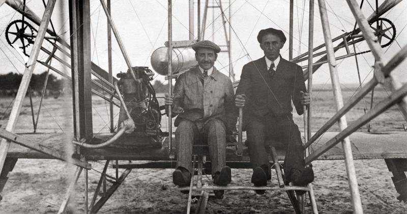 Orville và Wilbur - bậc thầy của tư duy thiết kế