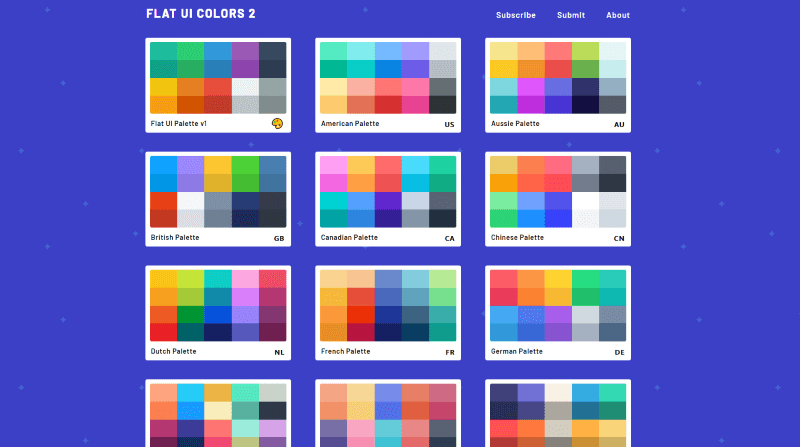 flatuicolors idesign