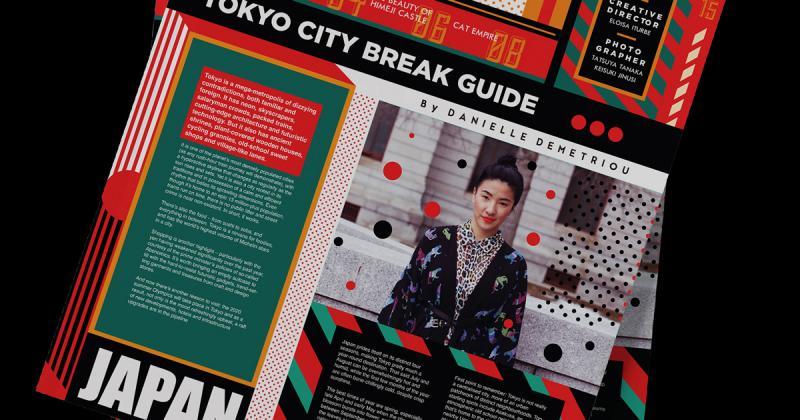 Tái hiện Nhật Bản phá cách qua Xplore Newsletter
