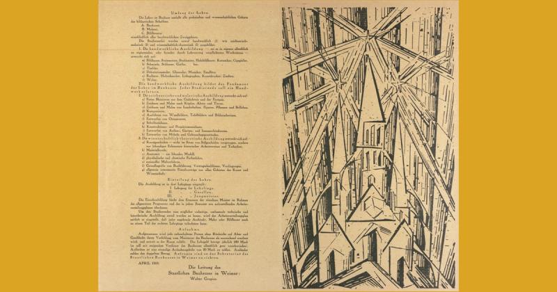Buổi triển lãm hồi tưởng Bauhaus tổ chức bởi Bảo tàng Thiết kế Vitra