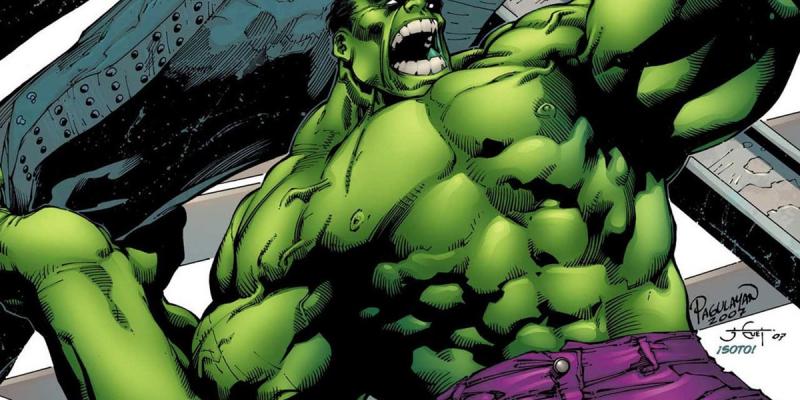 Tại sao người khổng lồ xanh Hulk mặc quần tím và sự hài hòa màu sắc