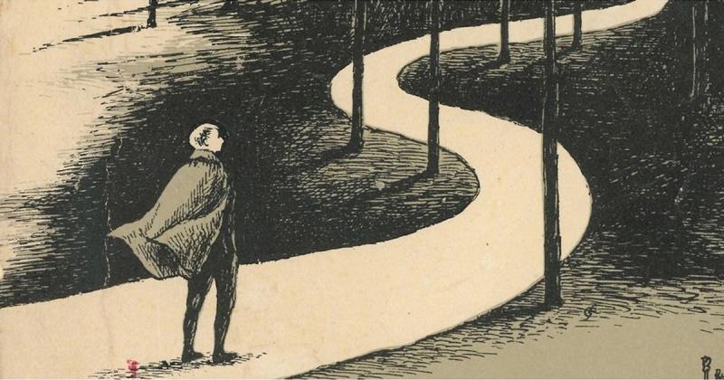 Edward Gorey & những bìa sách kinh điển
