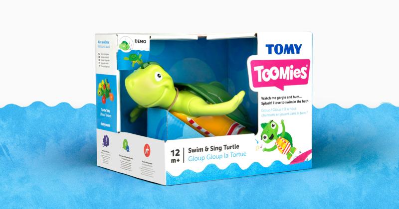 Tomy giữ vững giá trị đồ chơi mô hình dành cho trẻ em