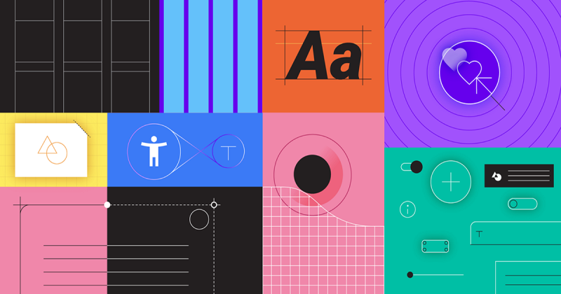 Material Design năm 2018 - Có gì hot?