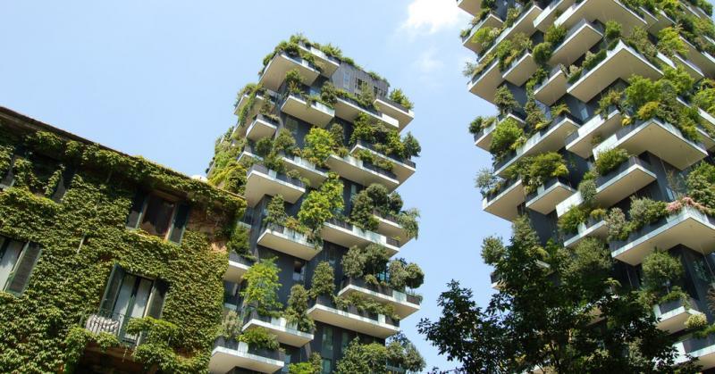 5 xu hướng kiến trúc bền vững của năm 2018