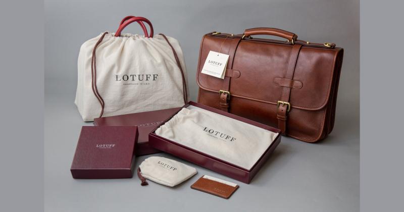 Lotuff Leather - Những chiếc túi da thủ công chất lượng hoàn hảo