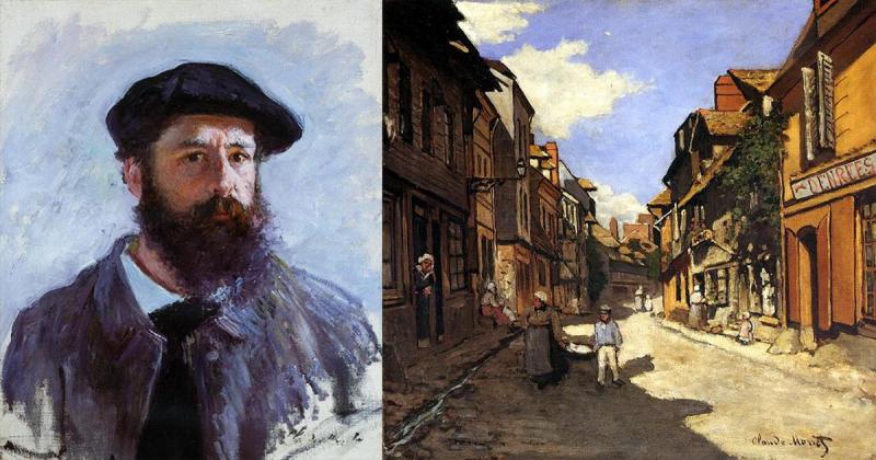Claude Monet - cha đẻ của hội họa ấn tượng
