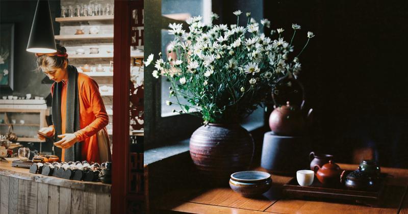 Thưởng Trà Quán - Một góc trà bình yên giữa lòng Hà Nội