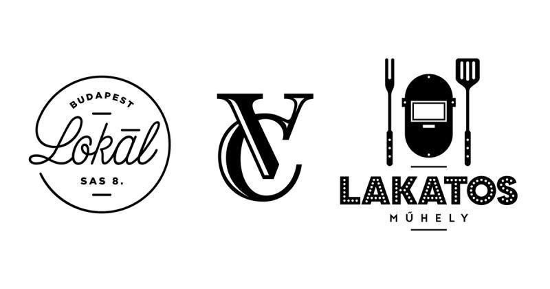 Khám phá các thiết kế logo đa dạng của studio Miklos Kiss (P2)