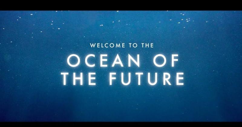 """Chiến dịch quảng cáo """"Ocean of the Future"""" mô tả thuỷ cung rác nhựa của tương lai"""