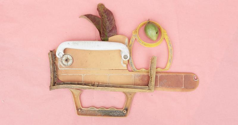 Thirza Schaap: Vẻ đẹp và nỗi kinh hoàng xung quanh rác nhựa