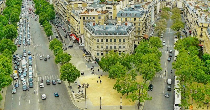 Rừng cây thành thị ở Anh có thể hấp thu lượng khí thải tương đương với rừng nhiệt đới