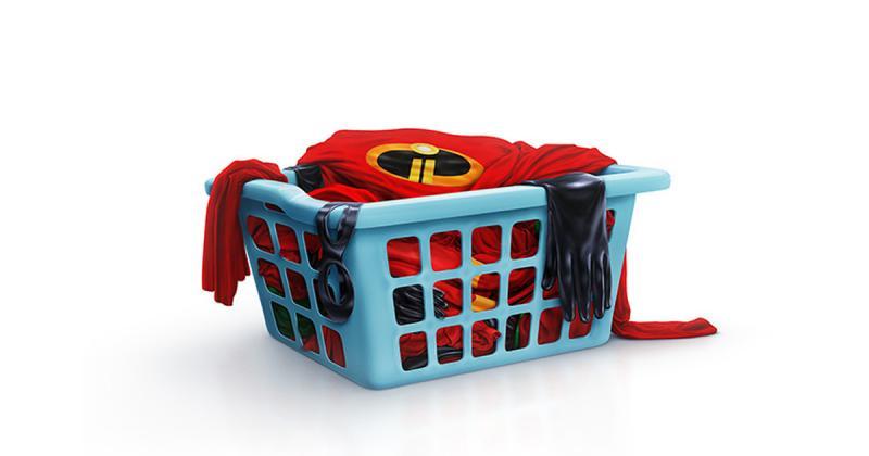 Poster cho chiến dịch quảng cáo của Incredibles 2