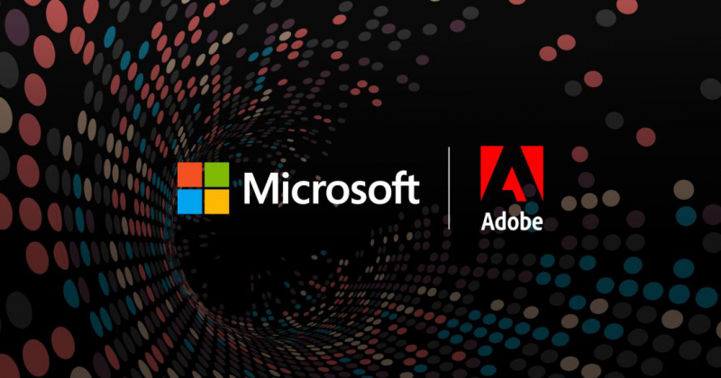 Adobe và Microsoft, hợp tác cùng tiến vào kỷ nguyên đám mây