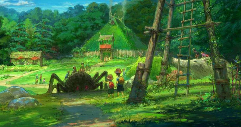Studio Ghibli mở công viên giải trí của riêng mình tại Nhật