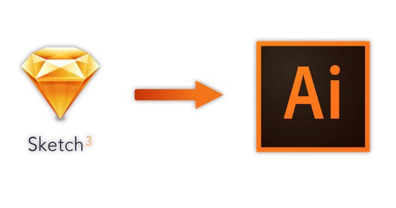 Hô biến file Sketch thành Adobe Illustrator