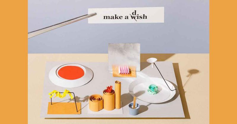 Make a Dish/Make a Wish: Thêm thắt hương vị vào trải nghiệm hằng ngày
