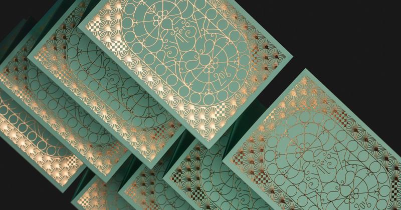 Primavera và bộ nhận diện mang hơi thở Art Nouveau