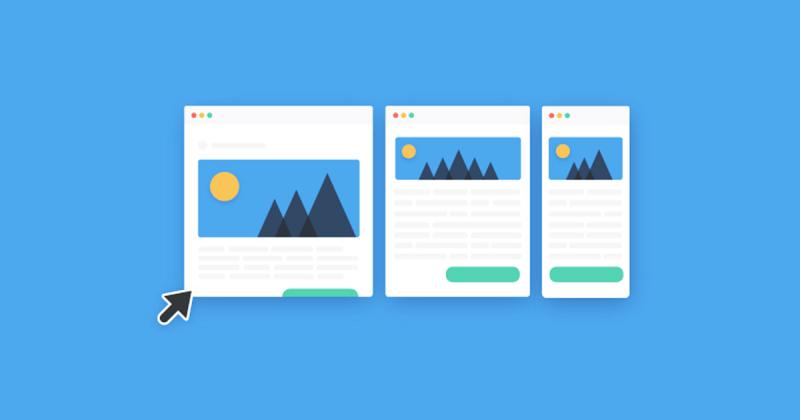 Thiết kế cần hướng đến trải nghiệm của người dùng