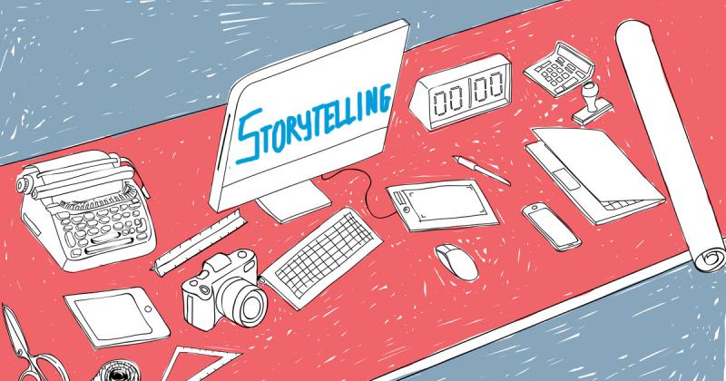 Thiết kế chính là kể chuyện - hãy 'nhào nặn' câu chuyện để thiết kế đỉnh hơn