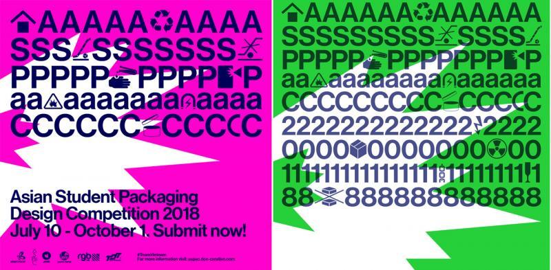ASPaC 2018 - Cuộc thi thiết kế bao bì dành cho học sinh châu Á đã đến Việt Nam