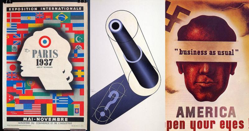 Nghệ thuật thiết kế áp phích của Jean Carlu