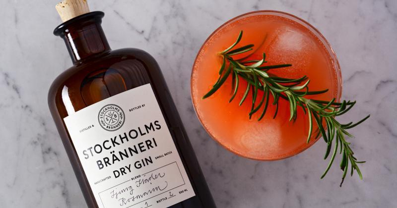 Stockholms Bränneri - Thương hiệu rượu gin thủ công Scandinavi