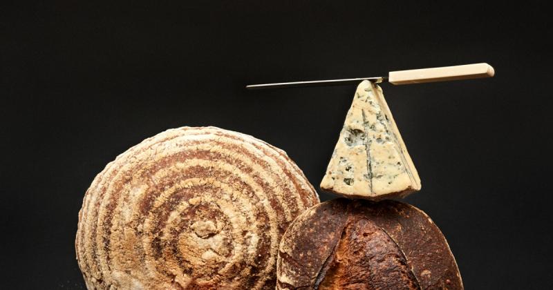 Tivoli Road Bakery - Tiệm bánh thủ công với nhận diện mộc mạc